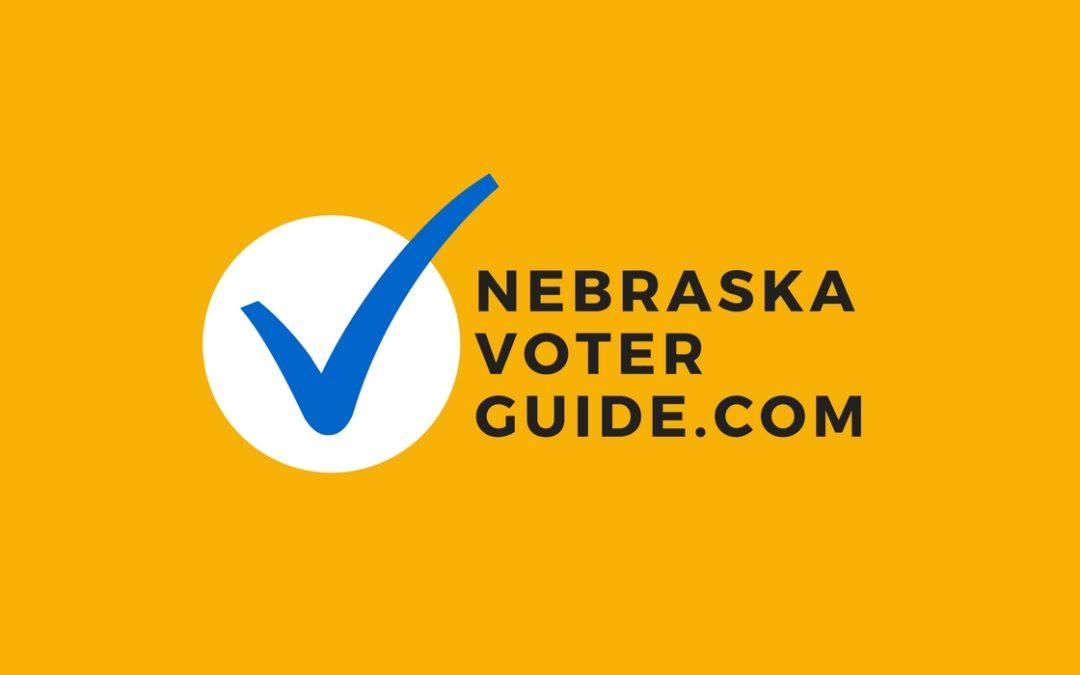 Nebraska Voter Guide available now!