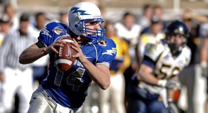 quarterback football