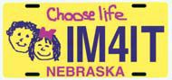 choose-life-license-plate