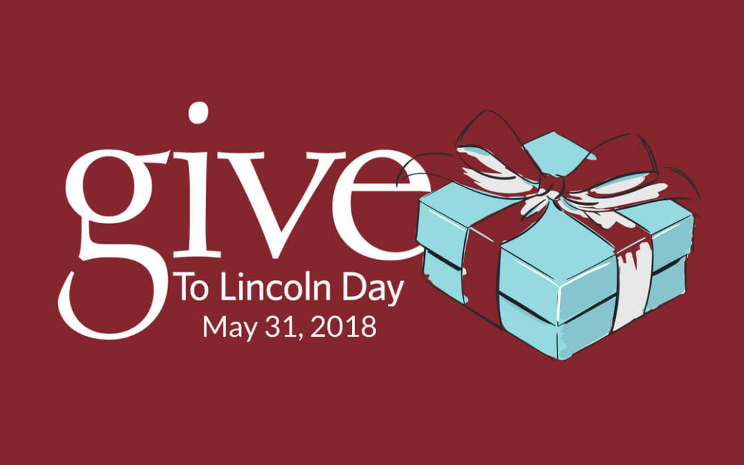 3 Good Reasons To Participate in Give to Lincoln Day This Year