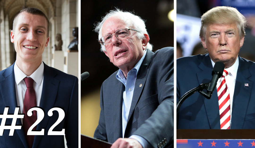 Episode 22: Sen. Sanders Thinks Christian Beliefs Disqualify You From Public Service