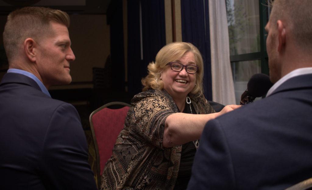 Karen Bowling interviews David and Jason Benham.