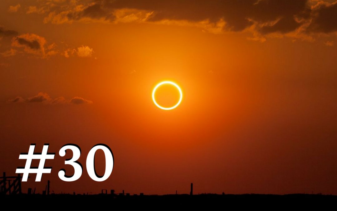 Ep. 30 – Christianity, the Constitution, and the Left Politicizes the Solar Eclipse