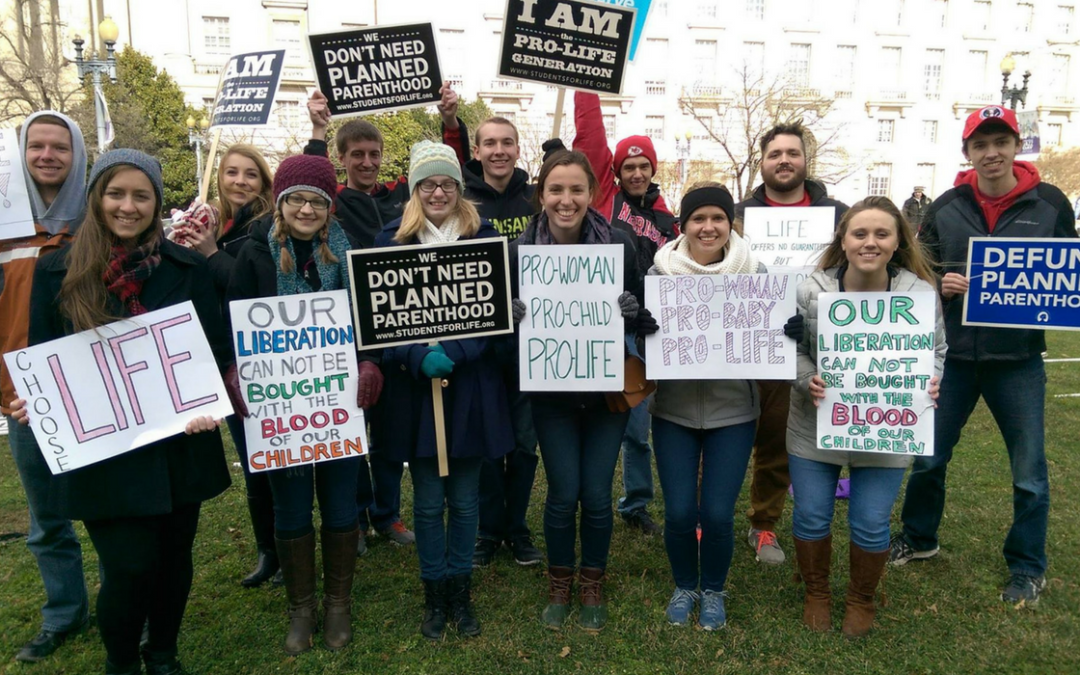UNL Students for Life Promote Culture of Life on Campus