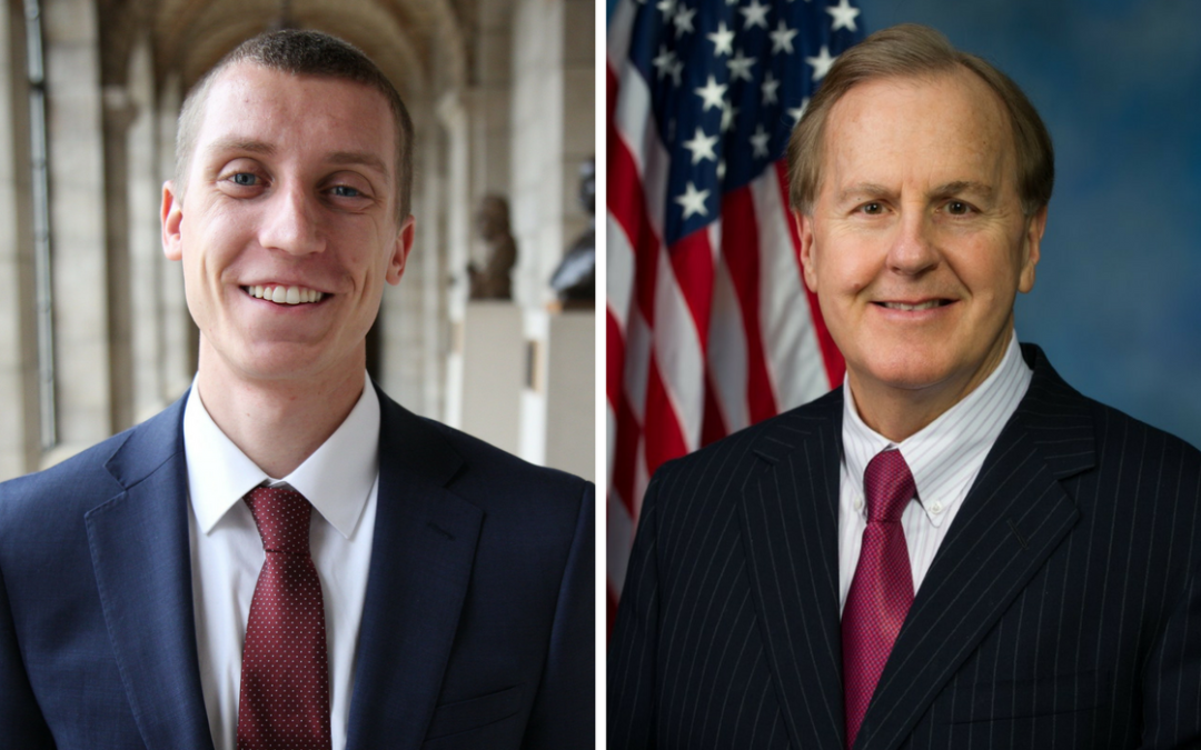 Tax-Breaks for Abortion Clinics? Congressman Pittenger Discusses His Important New Pro-Life Bill