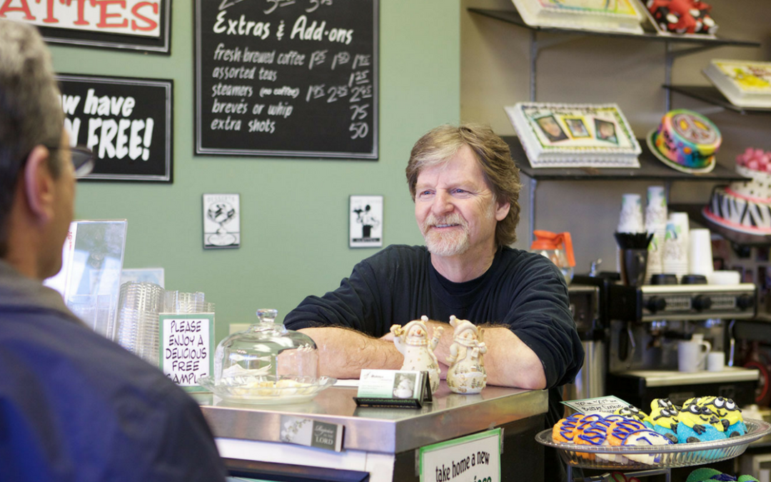 Do You Know What's at Stake in Jack Phillips' Supreme Court Case?