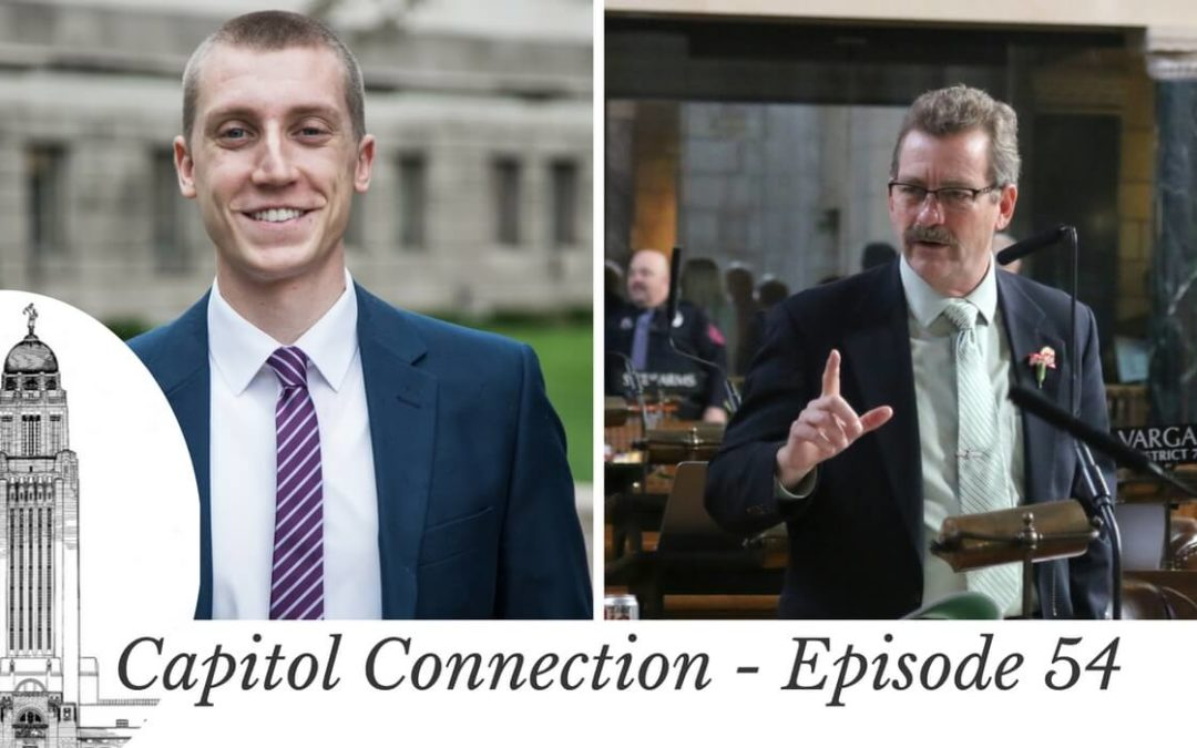 A Continued Act of Service: Interview with State Senator Bruce Bostelman – Episode 54