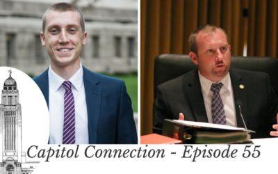 Legislative Update: Exclusive Interview with Nebraska State Senator John Kuehn – Episode 55