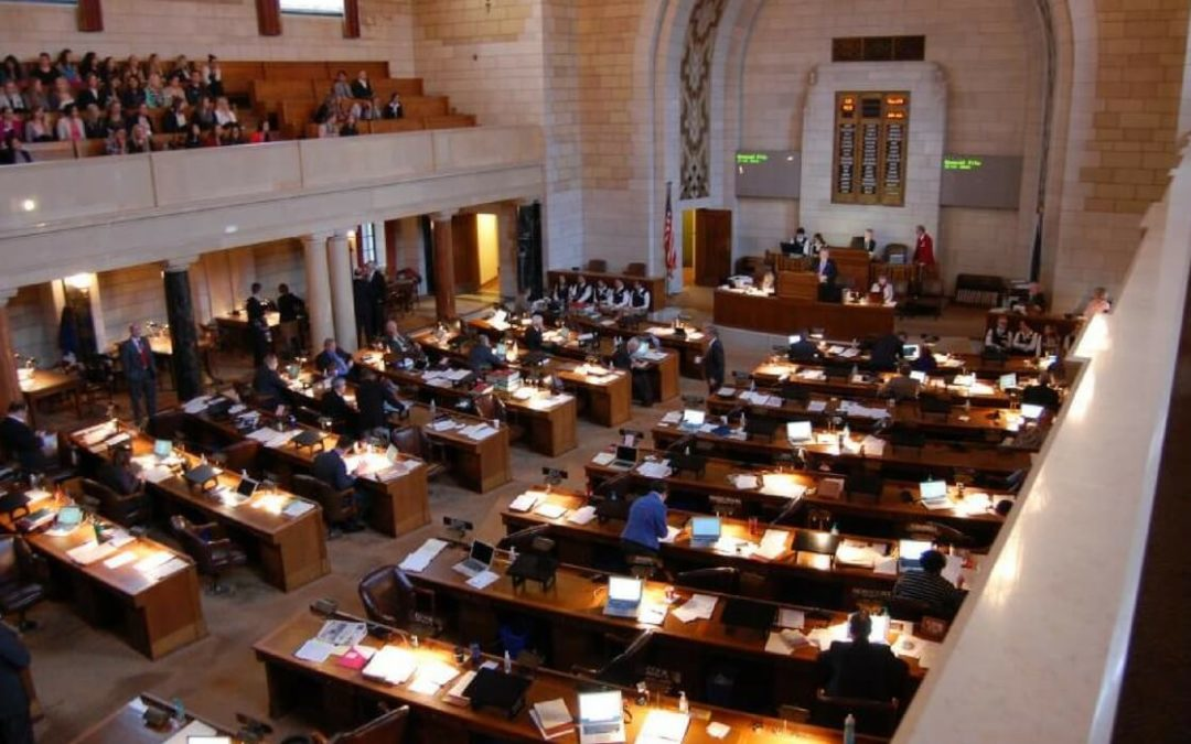 Religious Freedom Victory in the Nebraska Legislature – Capitol Connection Episode 110