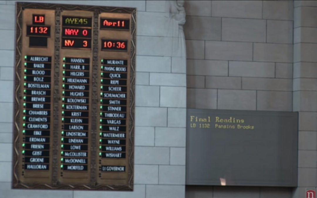 Anti-Trafficking Bill Aimed At Helping Victims PASSES Unanimously