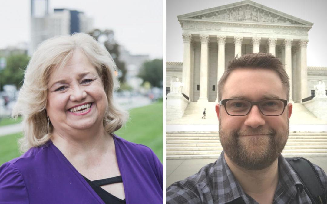 The Daily Radio Spotlight: Susan Dittman and Jonathan Keller