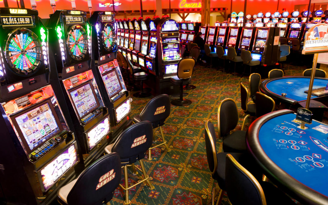 What are the Odds? Gambling Interests Pushing Casinos...Again