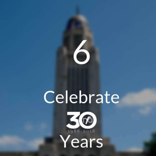 6 Celebrate 30 Years