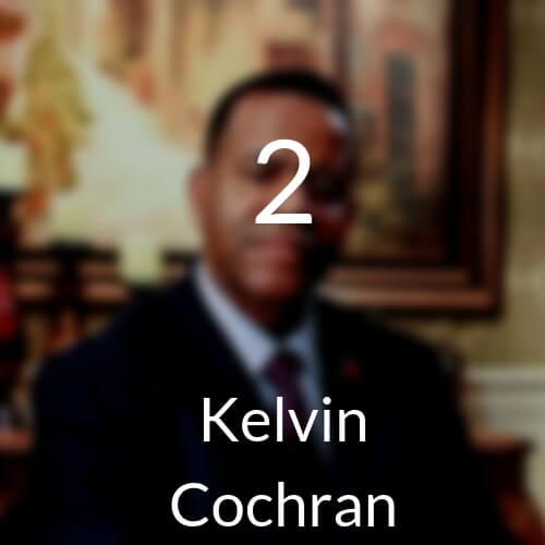 2 KELVIN COCHRAN