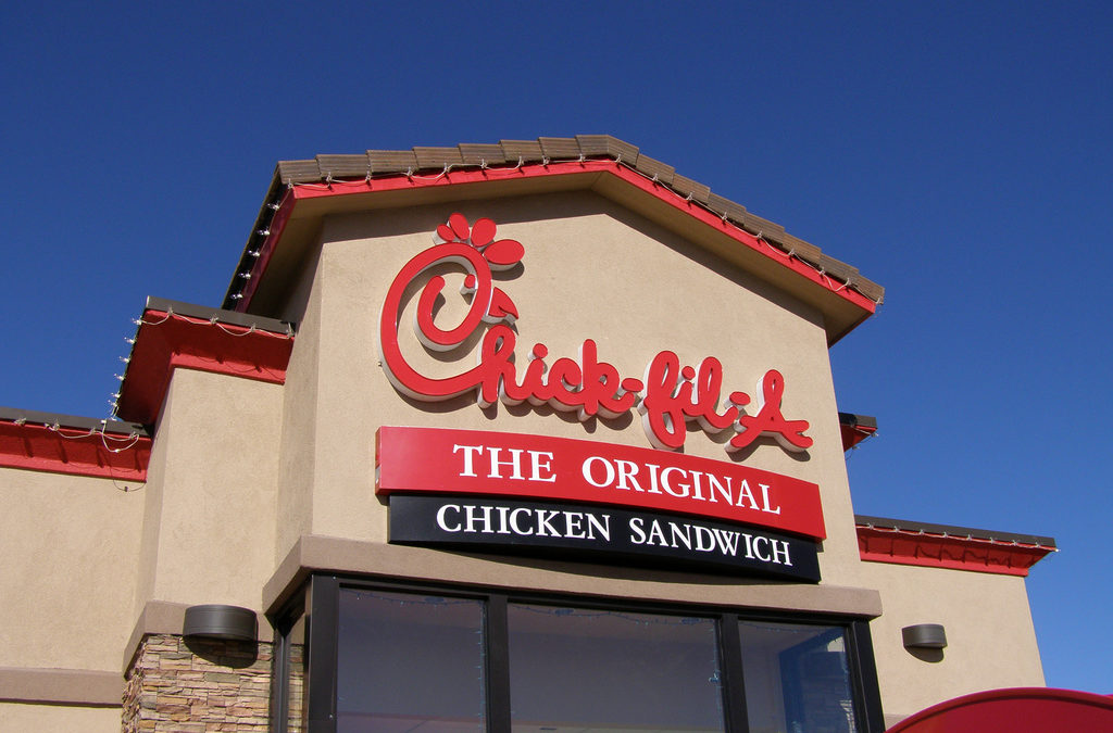 Chick-fil-A Banned for Donating to the Salvation Army & Fellowship of Christian Athletes