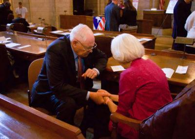 Couple Praying-2