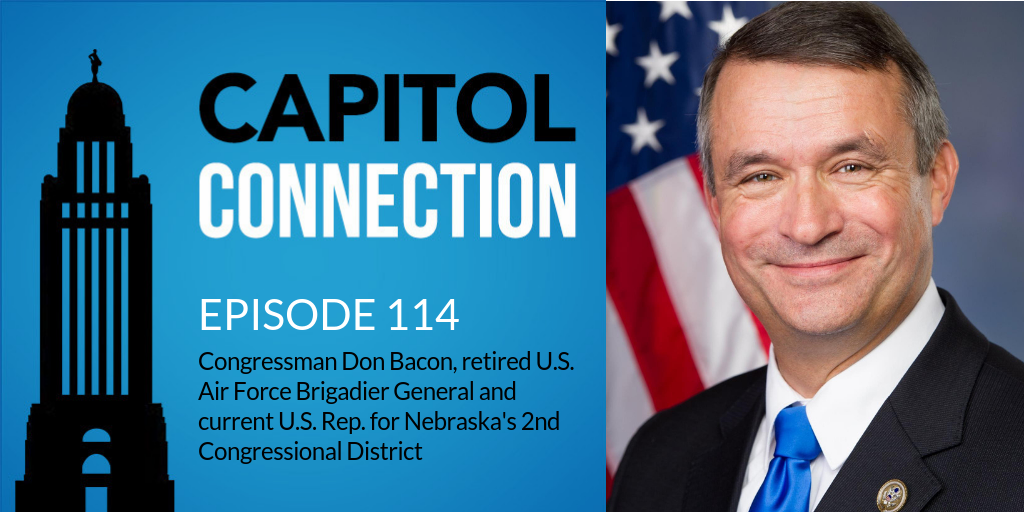 The Importance of Faith, Religious Freedom, and Prayer: Interview with Congressman Bacon